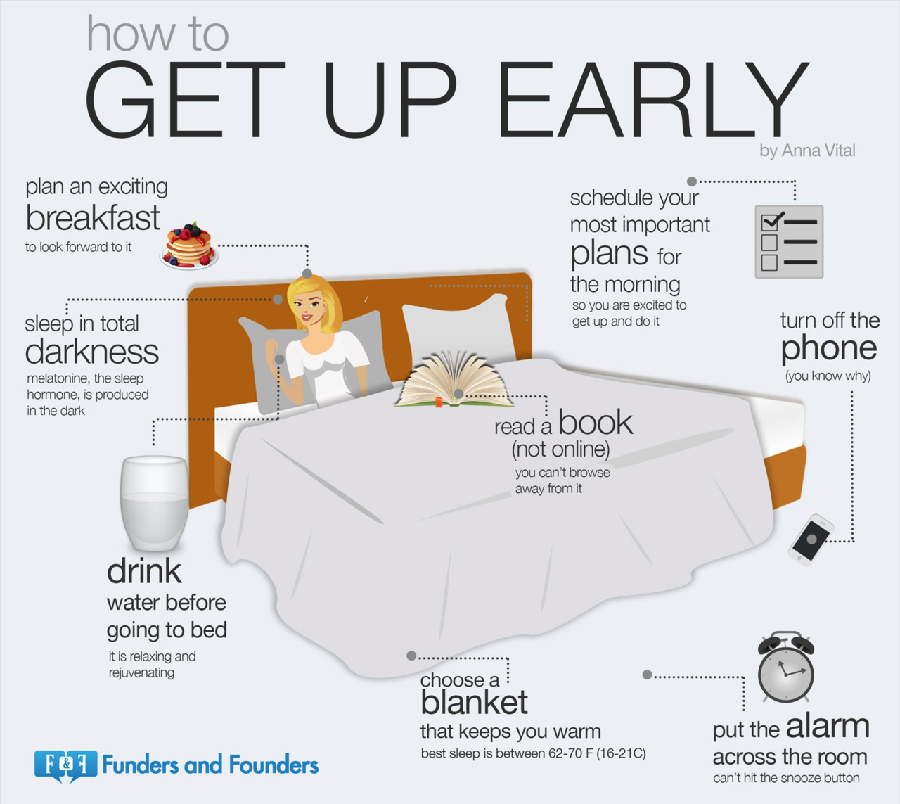 8 Ways To Get Up Early