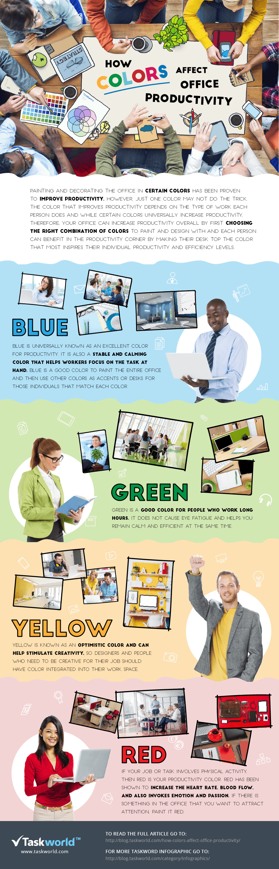 Can Colors Affect Your Productivity
