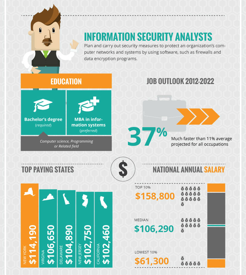 Do Information Security Analysts Make A Lot Of Money