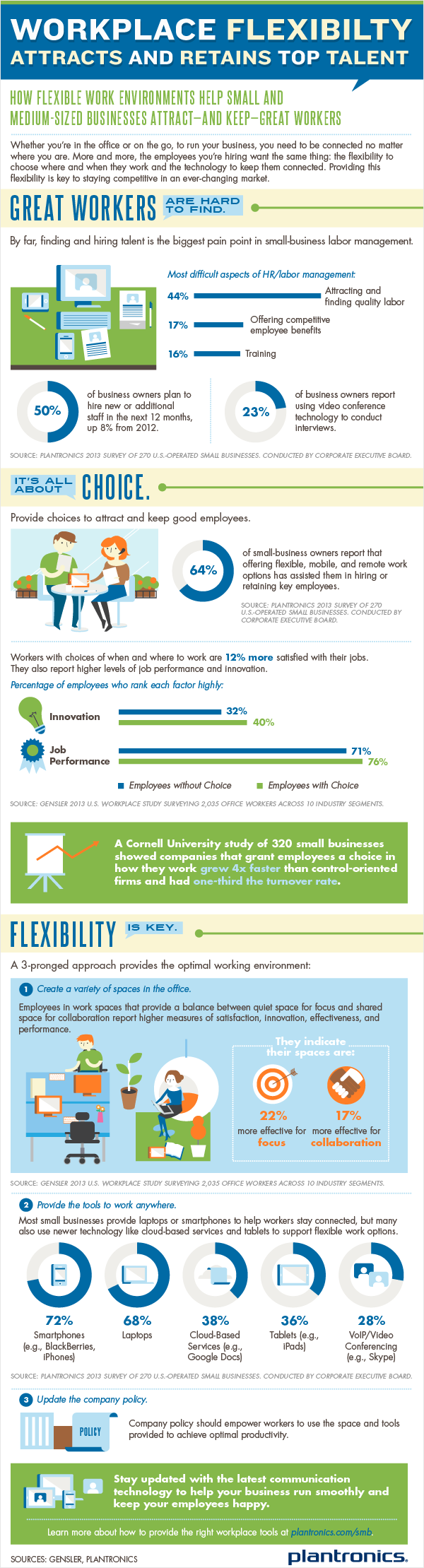 Can Work Flexibility Attract Skilled Employees