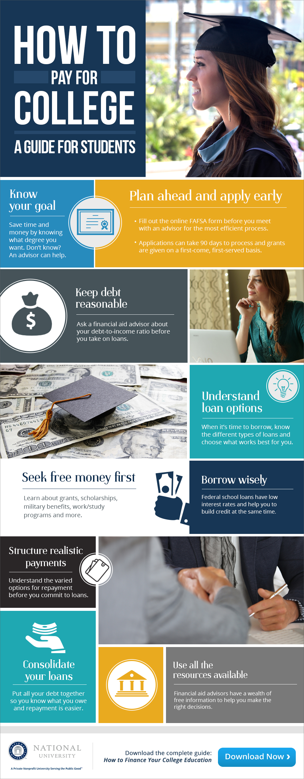 9 Quick Tips On How To Pay For College