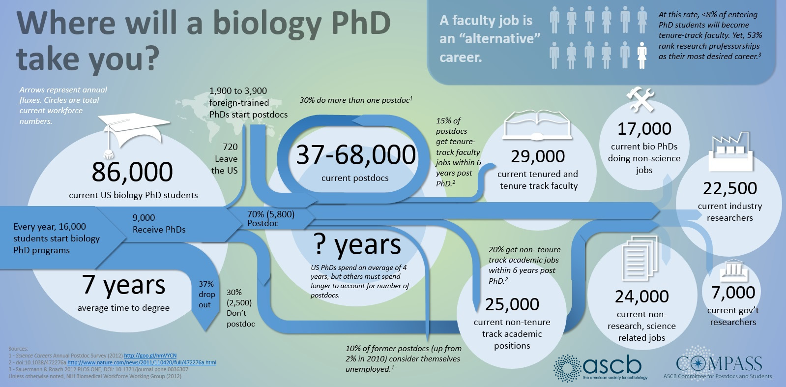 Where Will A PhD In Biology Take You