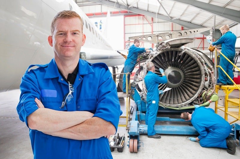 Aerospace Engineering Technicians