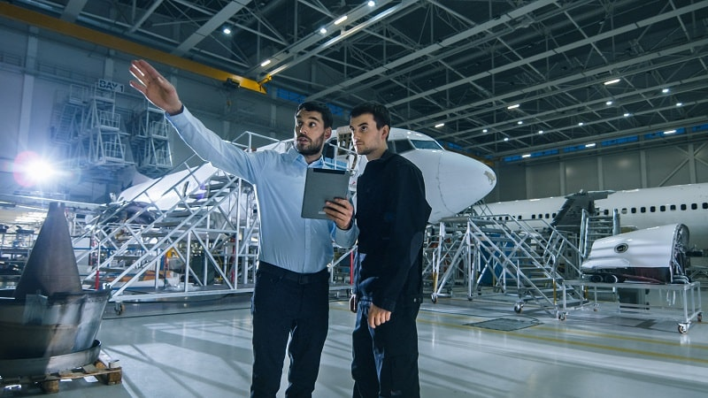 pros and cons of being an Aviation Inspector
