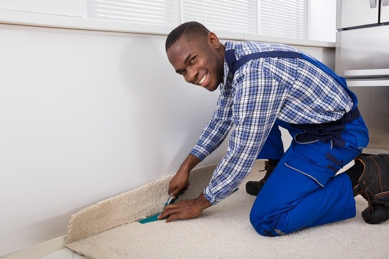 pros and cons of being a Carpet Installer