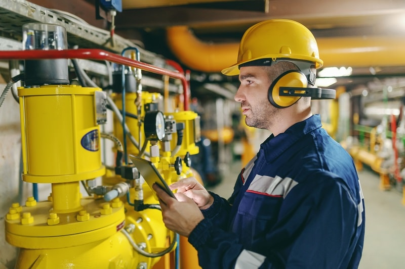 pros and cons of being a Control and Valve Installer and Repairer
