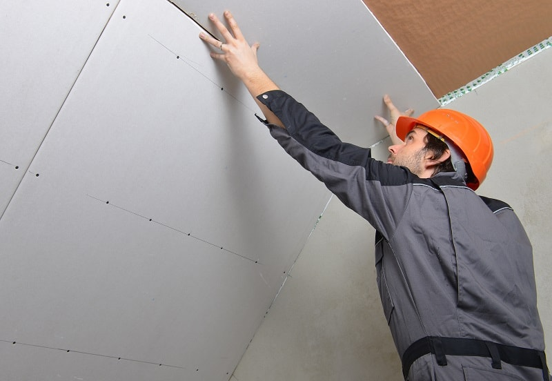 pros and cons of being a Drywall and Ceiling Tile Installer