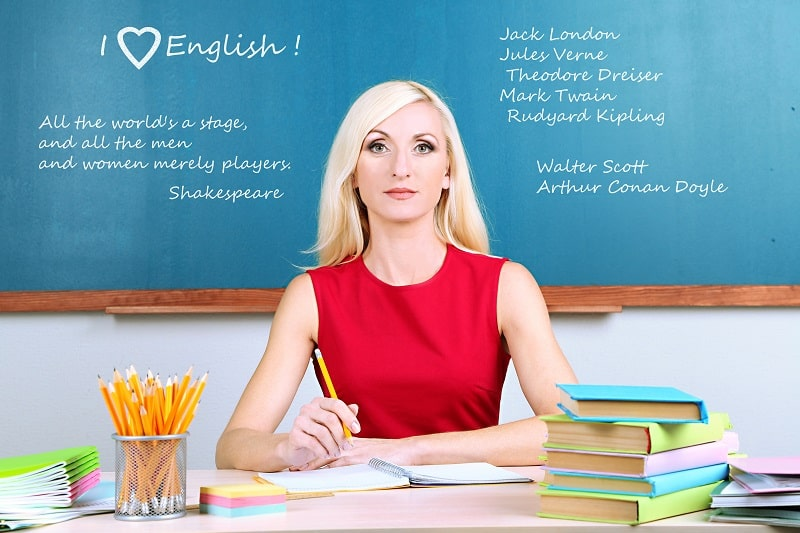 pros and cons of being a Postsecondary English Language and Literature Teacher