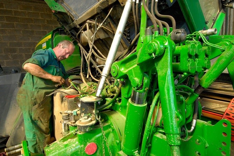 Farm Equipment Mechanics