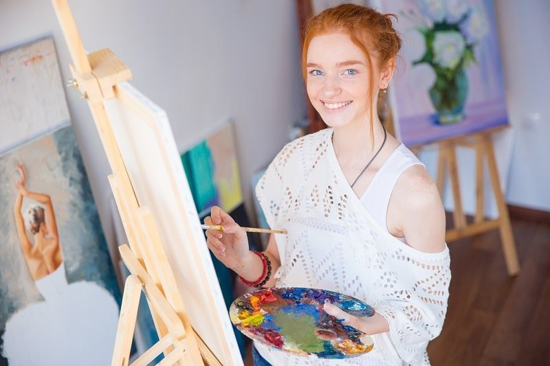 pros and cons of being a Fine Artist, Painter, Sculptor and Illustrator