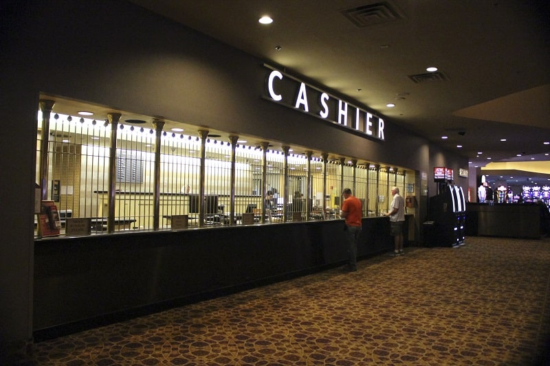 Gaming Booth Cashiers