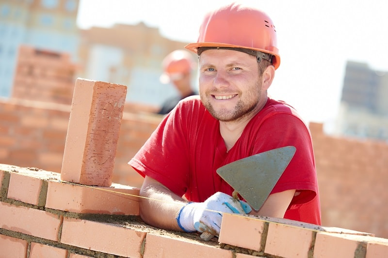 pros and cons of being a Helper of Brickmasons, Blockmasons, Stonemasons and Tile and Marble Setter