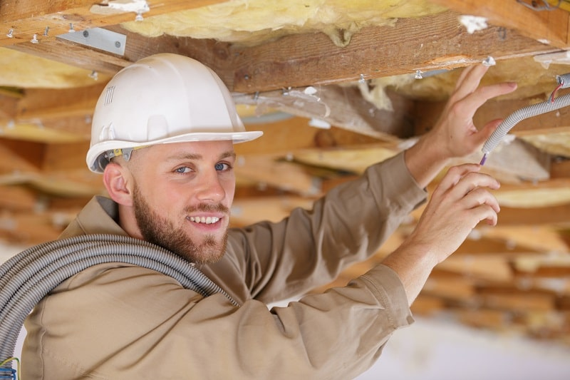 Floor and Ceiling Insulation Workers