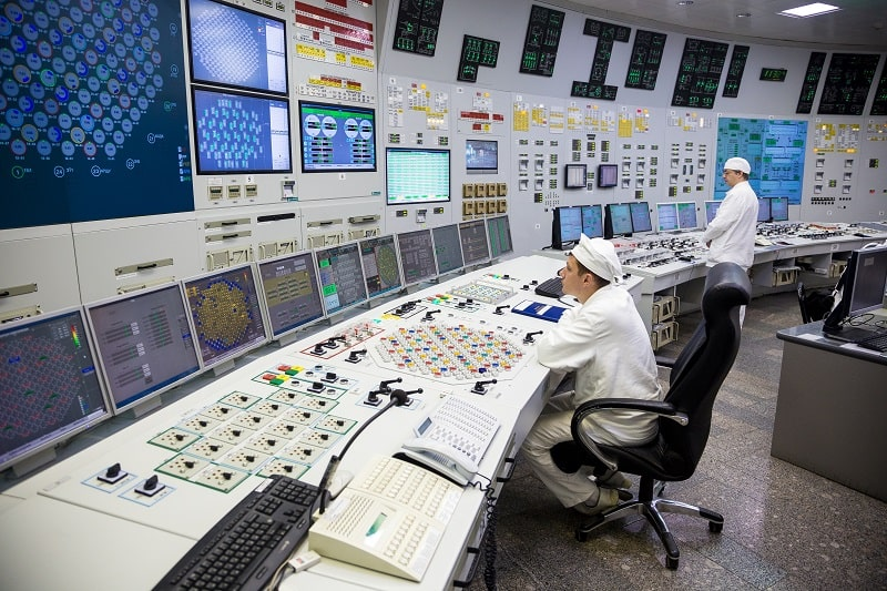 Nuclear Monitoring Technicians