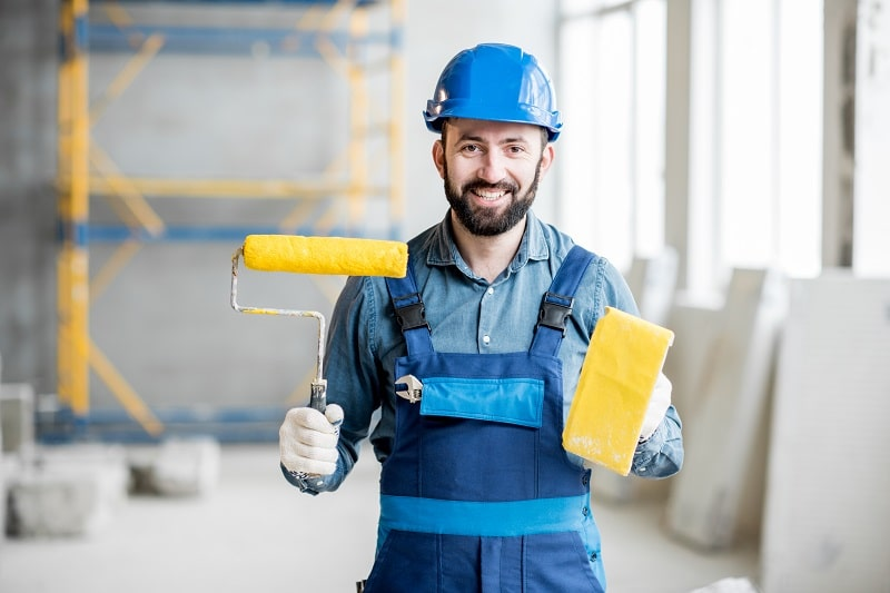 Construction and Maintenance Painters