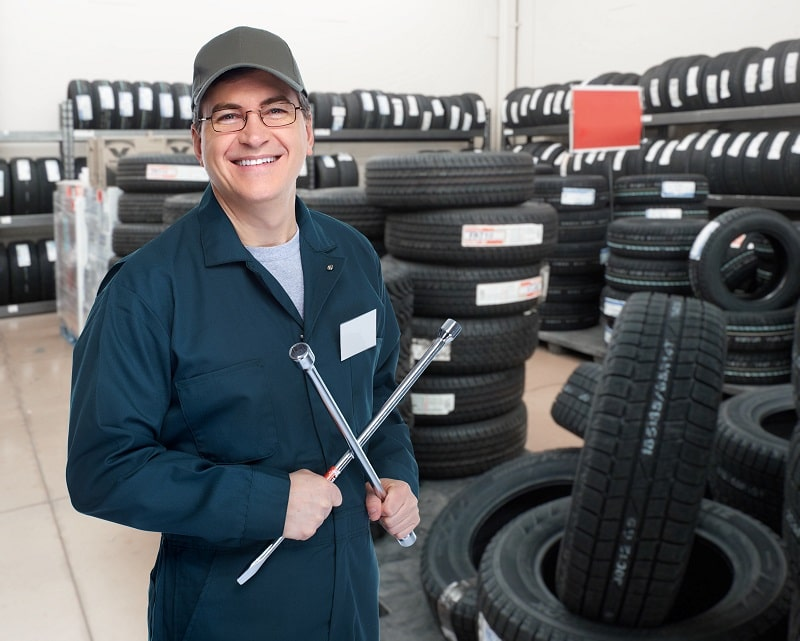 Tire Repairers and Changers