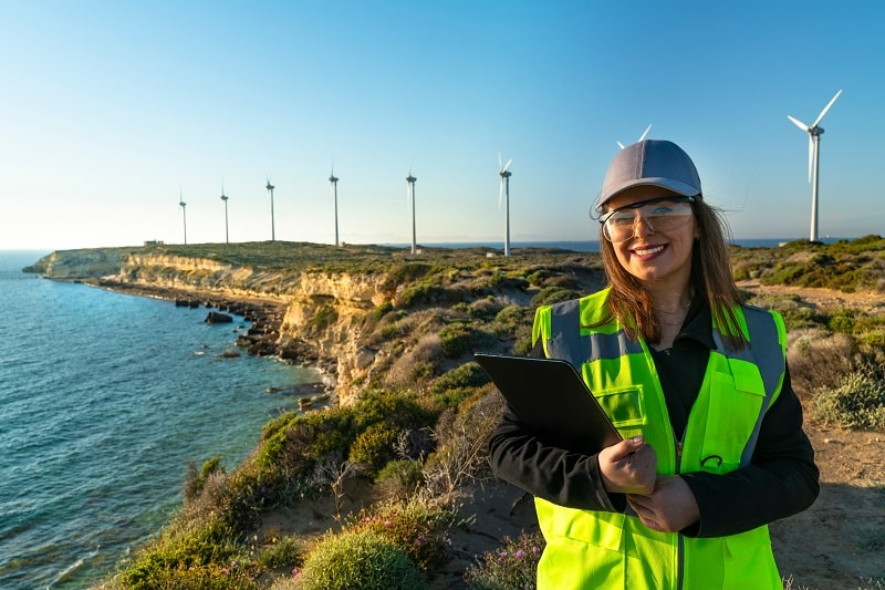 pros and cons of being a Wind Energy Project Manager